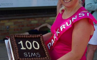 Helen: How my 100 parkrun SIMS led me to the Great Eastern Run 2016